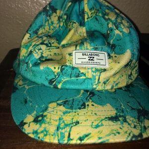 Billabong Strapback Clip Hat